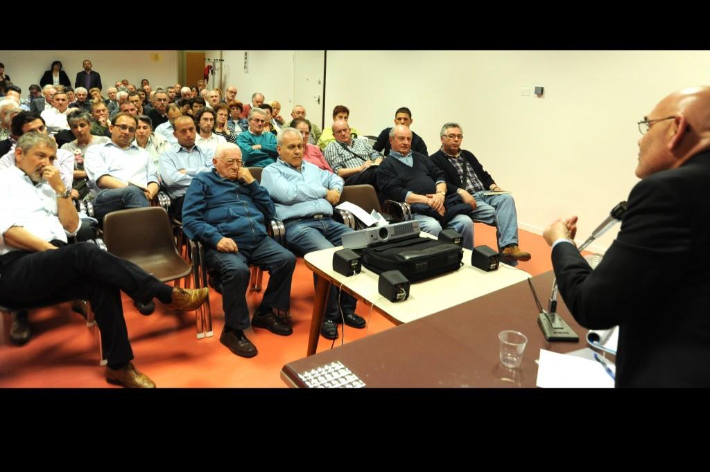 12 aprile 2011 Presentazione del libro Golpe 2