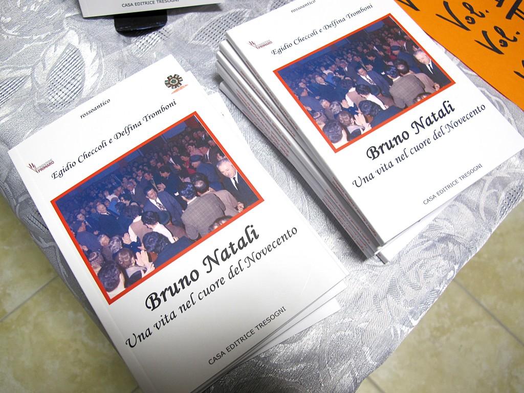 3 dicembre 2013 Presentazione del libro Bruno Natali