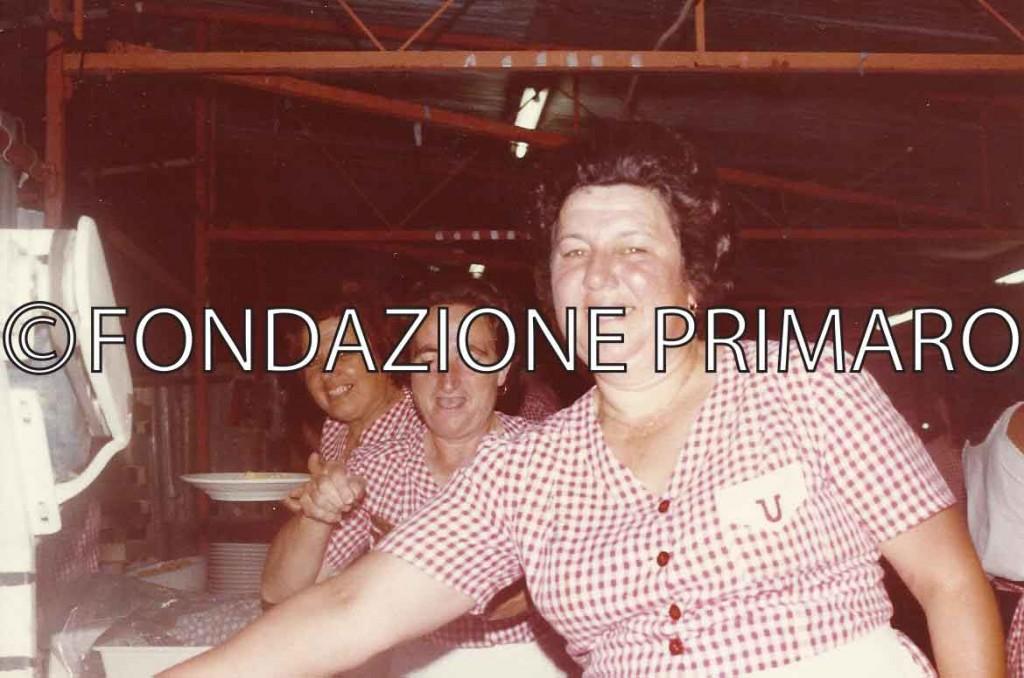Da sinistra Giovanna,Taglioni Petronilla Ravaglia e Cristina Taglioni