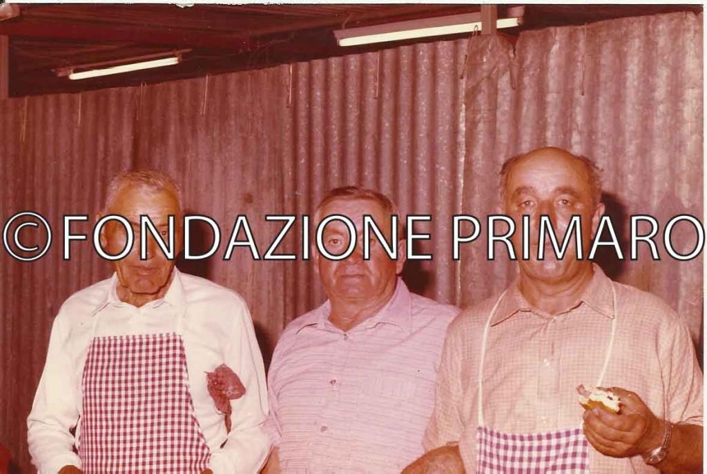 Da-sinstra-Paolo-Coatti-(Ciarèn,-Ennio-Coatti-(Baldòn)-e-Serafino-Ravaglia-(Serafì)