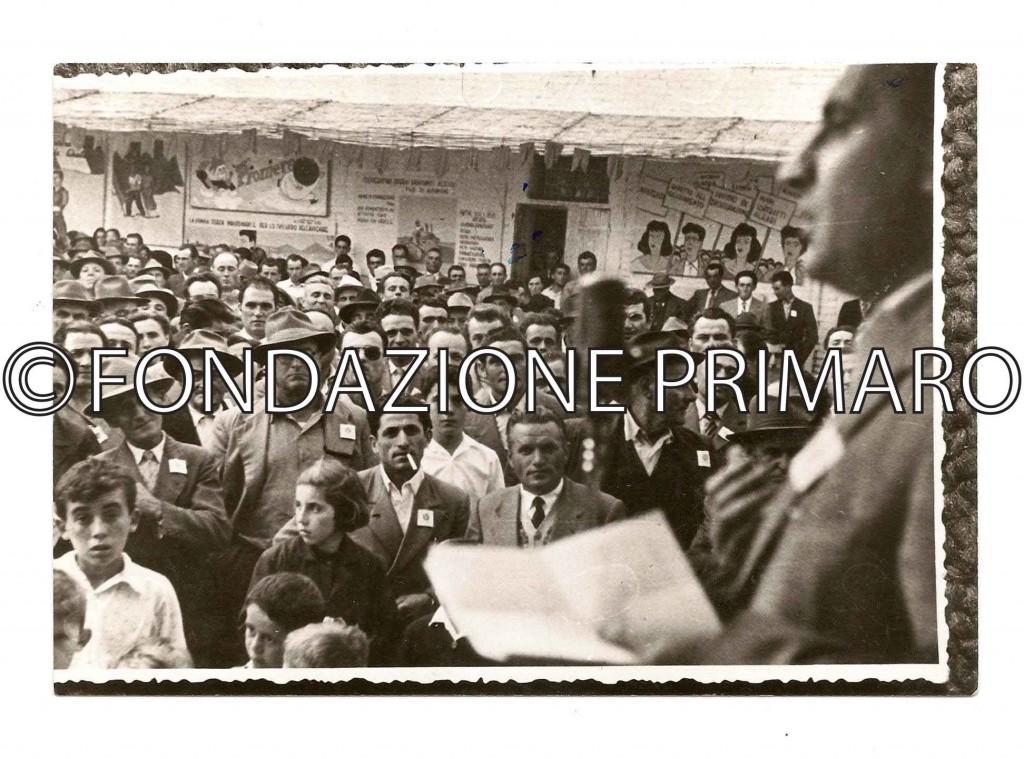 Filo 1958 Festa de L'Unità