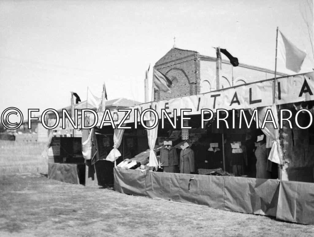 Primi anni '50, la Festa de l'Unità
